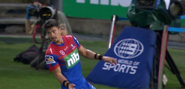 Ponga provides Tuala with his second