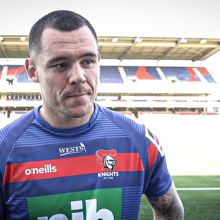 Klemmer: 'It's about us this week'
