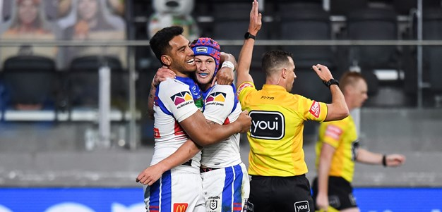 Watch: Top 5 Knights tries for 2020