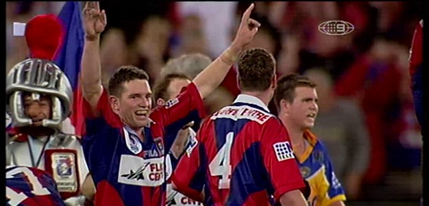 Re-live: The '01 Grand Final