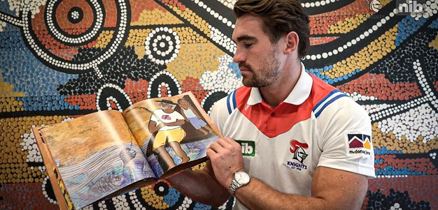 NAIDOC Week: Connor reads 'Family'