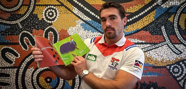 NAIDOC Week: Connor reads 'My Lost Mob'