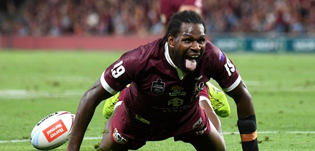 Lee relishing 'dream come true' Maroons debut