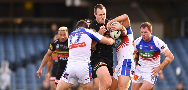 Best finishes: Panthers and Knights share the spoils