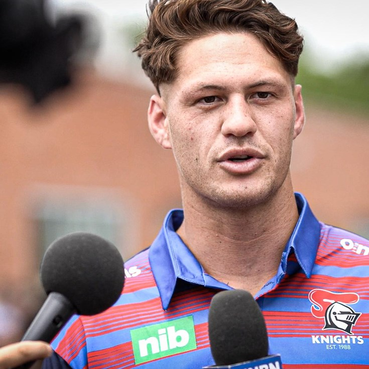 Ponga: Recovery, Tamworth and leadership