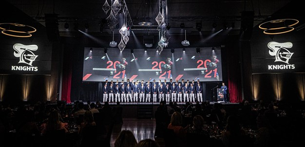 Highlights: Knights launch 2021 in style