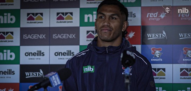 Jacob Saifiti: Room for improvement and Penrith test