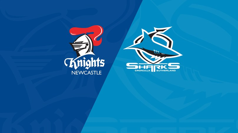 Live stream: Knights v Sharks