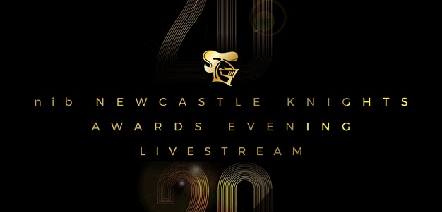 WATCH LIVE: Newcastle Knights 2020 Awards Evening