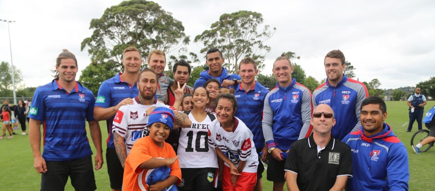 Gallery: Knights' NZ junior club visit