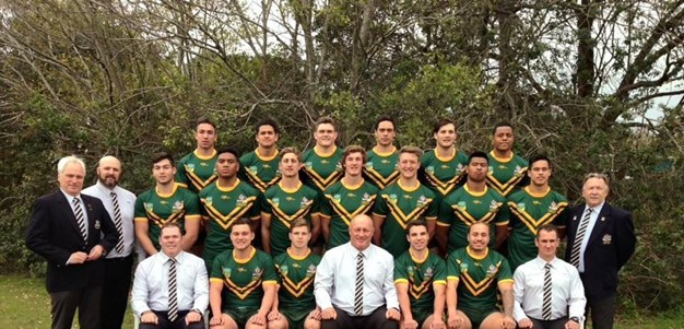 Knights duo gains Schoolboys selection