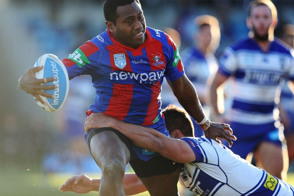 Competition - NSWRL Intrust Cup Round 17 - Newcastle Knights v Canterbury Bulldogs - Sunday 03 July 2016, Newcastle Sportsground Newcastle NSW - Photographer Shane Myers © nrlphotos.com