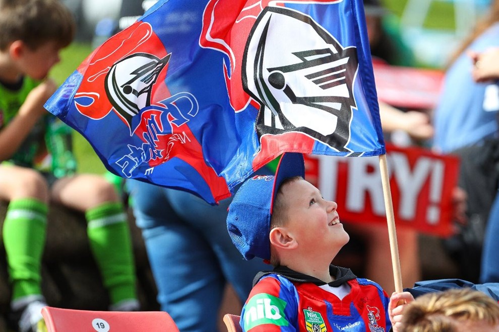 Competition - NYC Premiership Round. Round - Round 23. Teams - Newcastle Knights v Penrith Panthers. Date - 14th of August 2016. Venue - Hunter Stadium, Broadmeadow, NSW. Photographer - Paul Barkley.