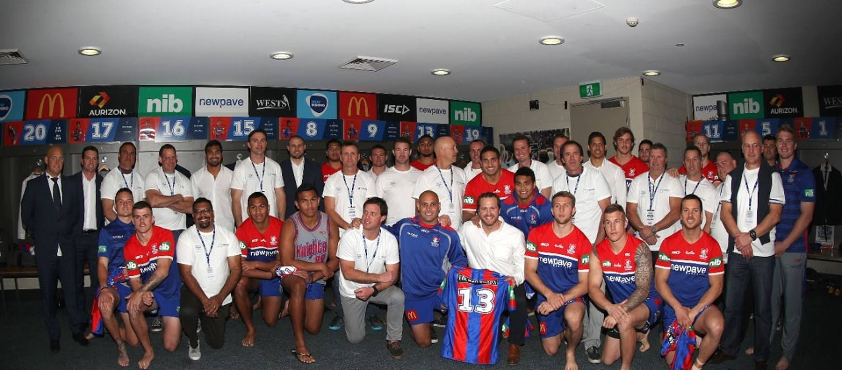 Gallery: Round 25 Old Boys Day