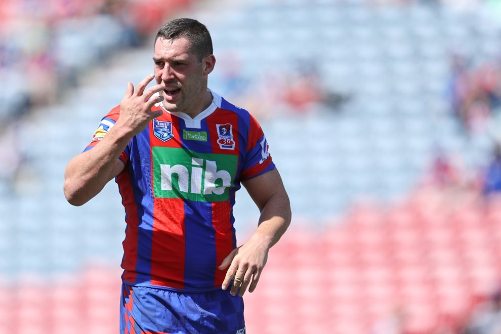 Competition - NRL. Round - Round 2. Teams - Newcastle Knights v Gold Coast Titans. Date - 11th of March 2017. Venue - MacDonald Jones Stadium