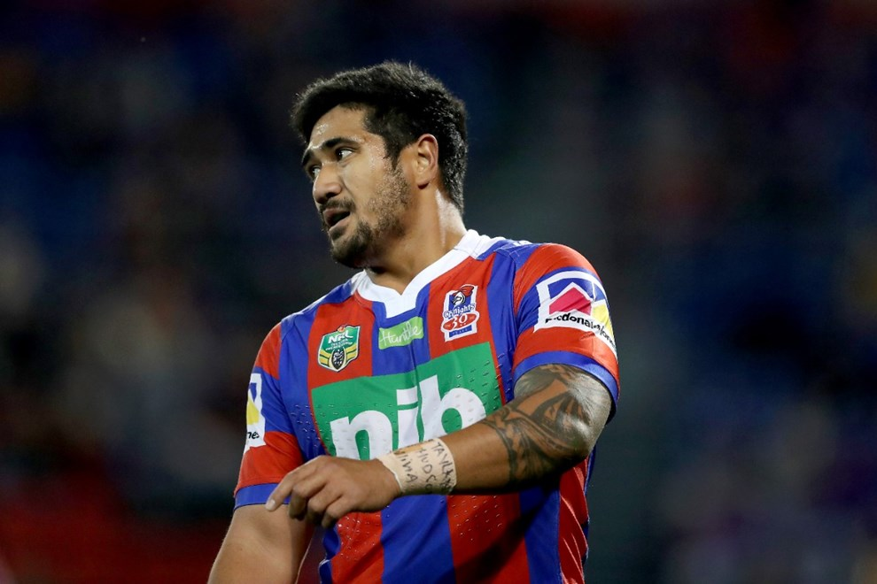 Name - NRL Rd 19 Knights v Broncos