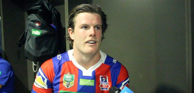 In the sheds: Lachlan Fitzgibbon