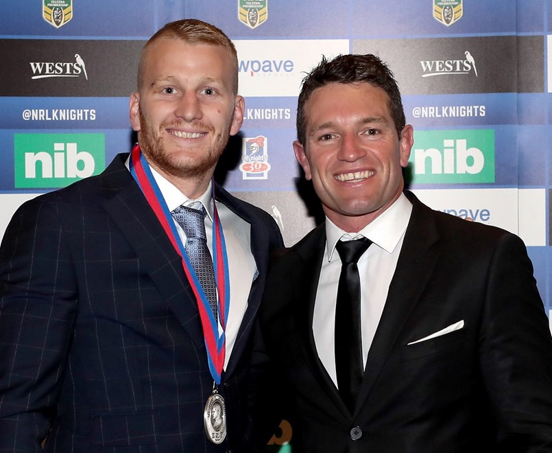 Name - Newcastle Knights Awards Night 2017